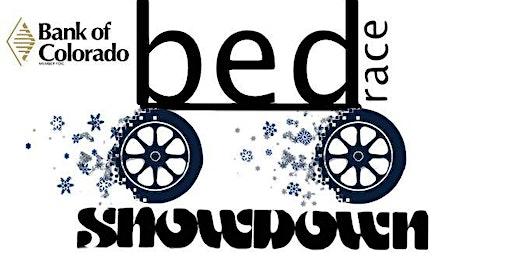 Bank of Colorado Snowdown Bed Race 2020