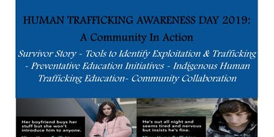 Human Trafficking Awareness Day: A Community In Action