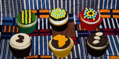 Cupcake Paint Party with Zydeco Sweets