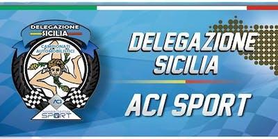 Premiazione Campionati Siciliani  ACI SPORT 2018
