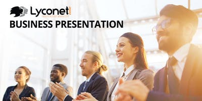 Lyconet Business Presentation & Workshop: Burnaby, BC - February 2, 2019