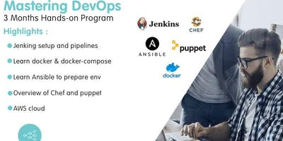 Mastering DevOps Tools and Techniques - 3 Months Work Shop