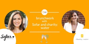 After Hours w/ charity:water & Sofar Sounds