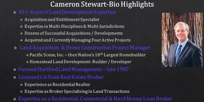Making BIG $$$ with Land Development and Entitlements-Cameron Stewart/Property Management with Technology [Brian Shields]