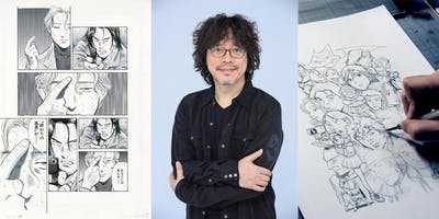 NAOKI URASAWA Artist Talk