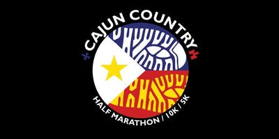 Cajun Country Run 2019: 1/2 Marathon, 10k & 5k with Road & Trail Options
