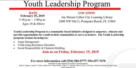 The Youth Leadership Program tickets