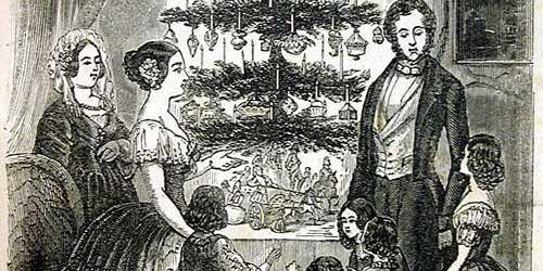 A Victorian Christmas in Islington