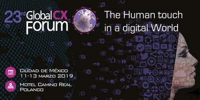 23rd Global CX Forum