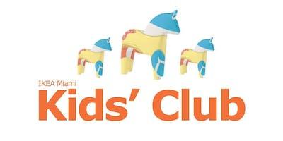 Kids' Club: Inspirational plate decorating activity