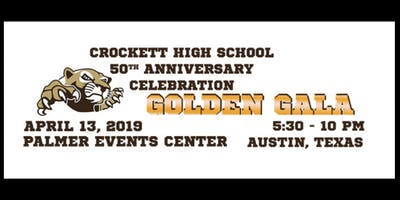 Crockett HS Golden Gala