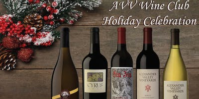 AVV Wine Club Holiday Celebration 2019