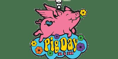 2019 The Pig Day 5K & 10K Eugene