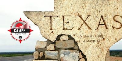 Camp FI: Texas - Oct 4-7, 2019