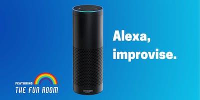 Alexa, improvise