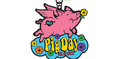 2019 The Pig Day 5K & 10K Waco