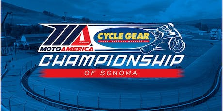 2019 Cycle Gear Championship of Sonoma  tickets