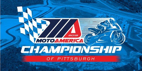 2019 MotoAmerica Championship of Pittsburgh  tickets