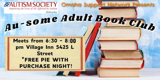 ASN's Au-Some Adults Monthly Book Club