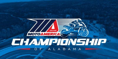 2019 MotoAmerica Championship of Alabama