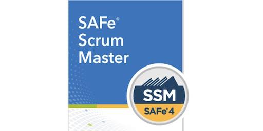 SAFe(R) Scrum Master Certification - Nashville, Tn Nov 2019