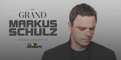 I Love Mondays feat. Markus Schulz | The Grand | 1.21.19