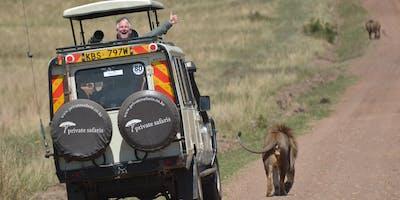 Photo Safari 101: w/Mark Comon!