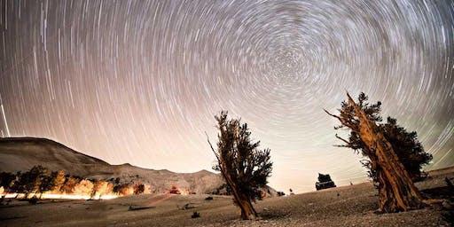 Bristlecone Night Sky Photo Adventure