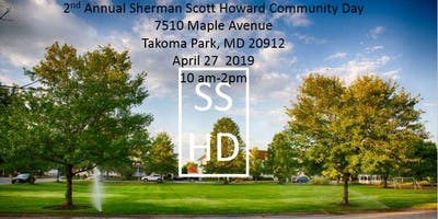 2nd Annual Sherman Scott Howard District Community Day