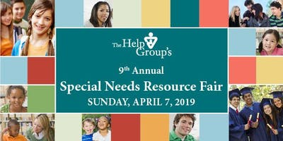 The Help Group's Special Needs Resource Fair