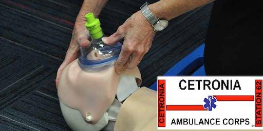 AHA BLS CPR Re-certification