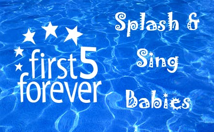 first5forever Splash & Sing Babies | Tobruk M
