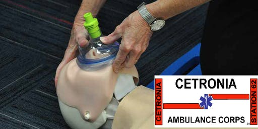 AHA Heart Saver First Aid CPR AED (Adult/Child/Infant)