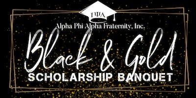 Black & Gold Scholarship Banquet