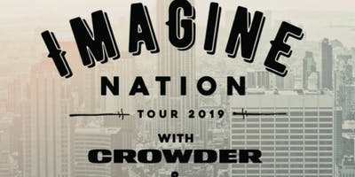 MercyMe - Imagine Nation Tour Volunteers - Sacramento, CA