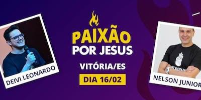 Seminário Paixão por Jesus em Vitória/ES