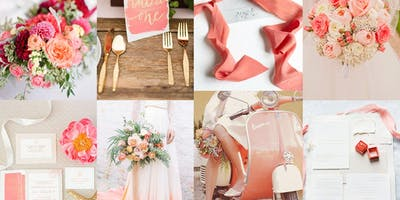 Living Coral Styled Shoot