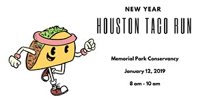 2019 New Year Houston TACO Run!!!