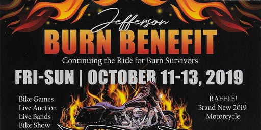 2019 Jefferson Burn Benefit