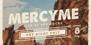 MercyMe Live At Red Rocks - Tour Volunteers -...