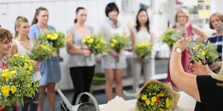 Flower Arranging - for home! tickets