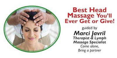 Best Head Massage You'll Ever Get or Give