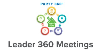 Red Deer, AB - Leader 360 Meeting