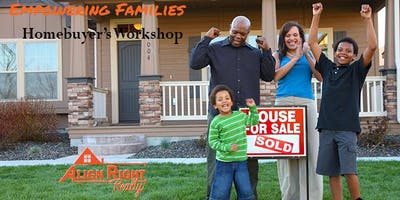 January Home Buyer's Empowerment Workshop (1st Date)