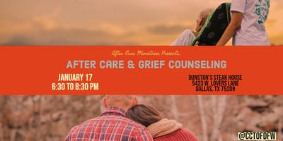 Dealing with Grief and After Care