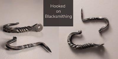 Hooked on Blacksmithing with Jonathan Maynard 3.22.19