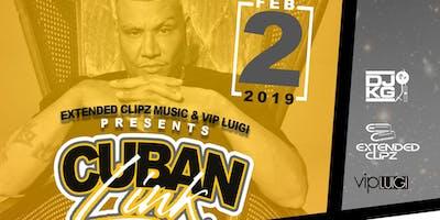 Cuban Link Performing Live