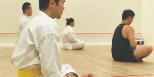 Shorinji Kempo:自卫武术与冥想