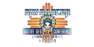 Sky Dancer Native UFO Conference