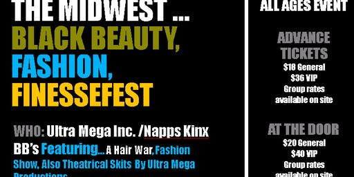 The Midwest Beauty Fashion Finesse Fest